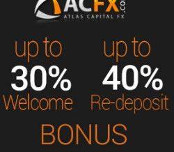 ACFX Broker – Small Minimum Deposit 10$ & Very Tight Spreads!