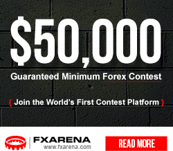 FX Arena – Big Prizes at the World's first contest platform!
