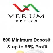 Verum Option Broker Review – Spotoption Trading Platform