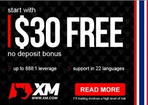 XM.com Broker – 5$ Small Minimum Deposit! 30$ Forex No Deposit Bonus and 100% Deposit Bonus!